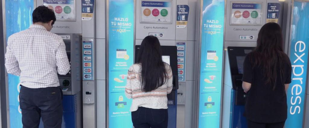 Cajeros automáticos: aumentan el límite máximo para extraer dinero