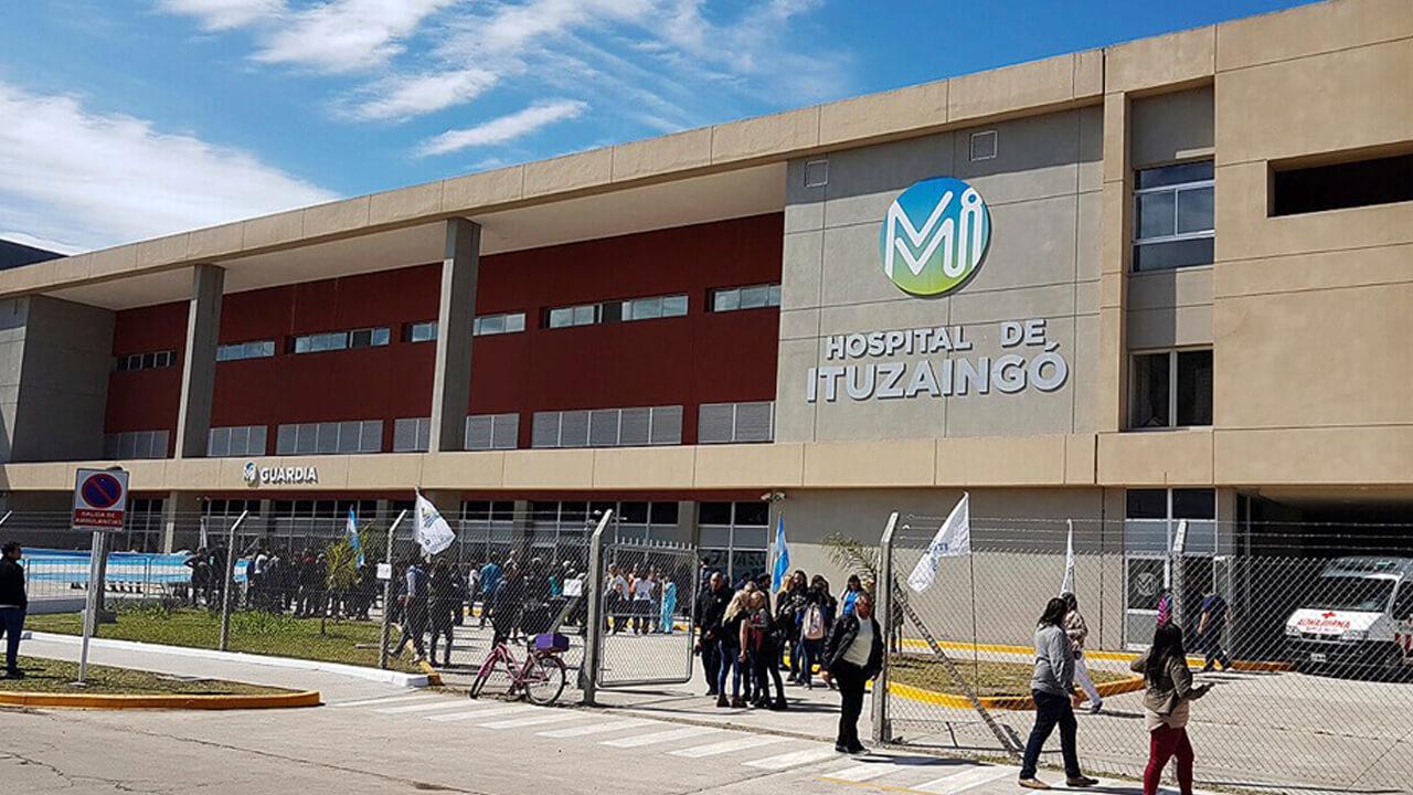 Empezaron los problemas en el Hospital de Ituzaingó