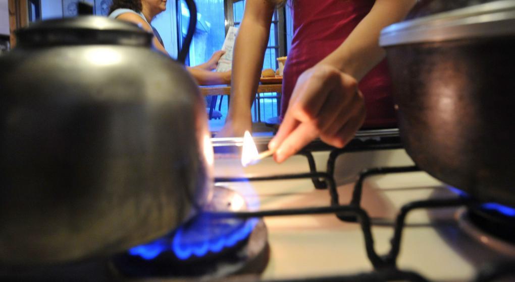 Entre diciembre y abril el gas se pagará 22 % más caro