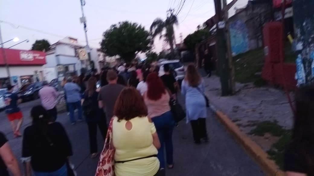 Se realizó la primera marcha reclamando justicia por Alejo Ipuche. Hay dudas sobre los detenidos