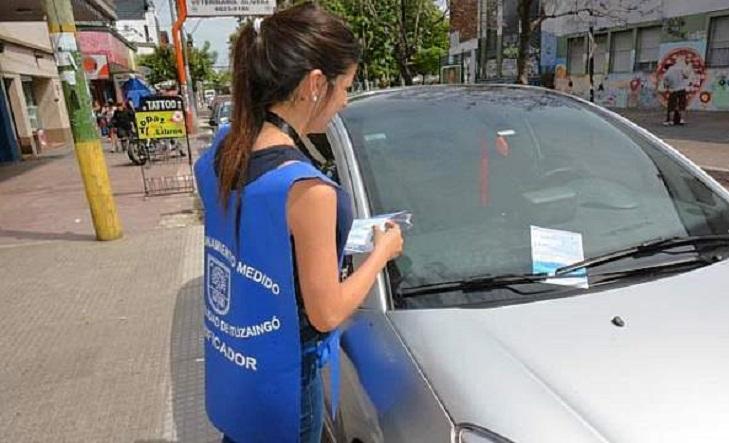Estacionamiento medido en Ituzaingó: $ 30 la hora y hasta las 20 hs. los sábados