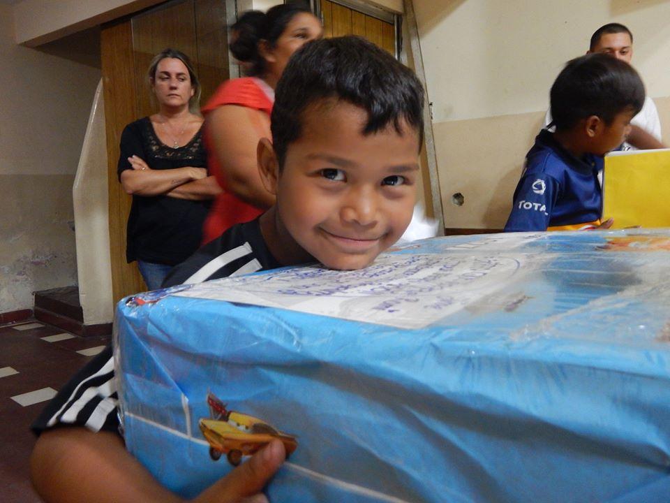 Cajas Escolares: la campaña solidaria para que niños de Morón tengan sus útiles para el inicio de clases