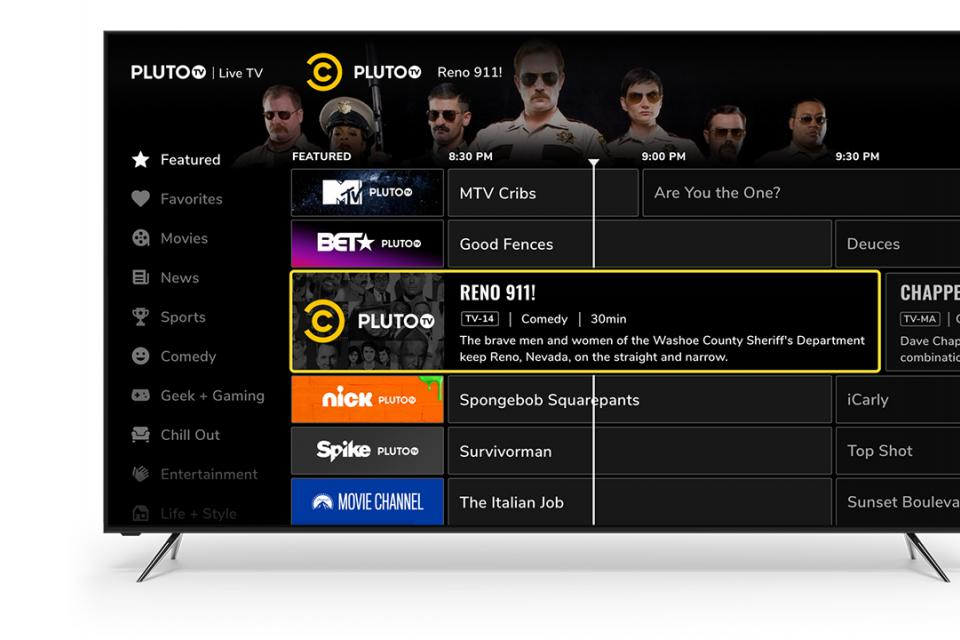 En marzo llega a la Argentina una plataforma de  televisión por streaming gratuita