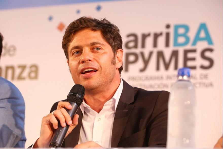 El Gobierno bonaerense lanzó una moratoria para las Pymes y cooperativas