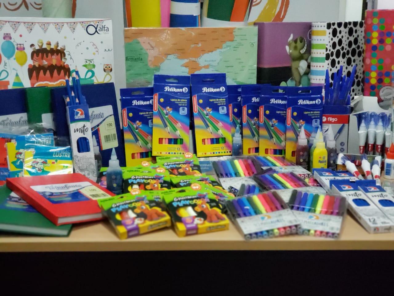 Kits escolares: Programa de descuentos en librerías de Ituzaingó