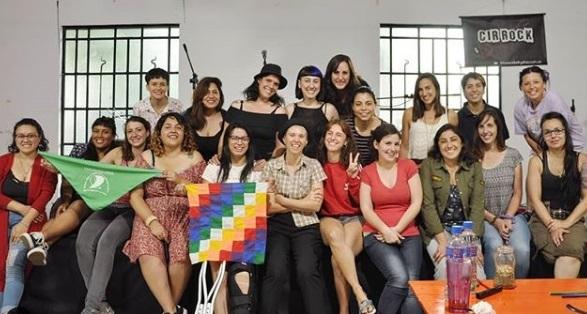Colectivo de Músiques Transfeministas del Oeste festeja su cumpleaños con un show virtual