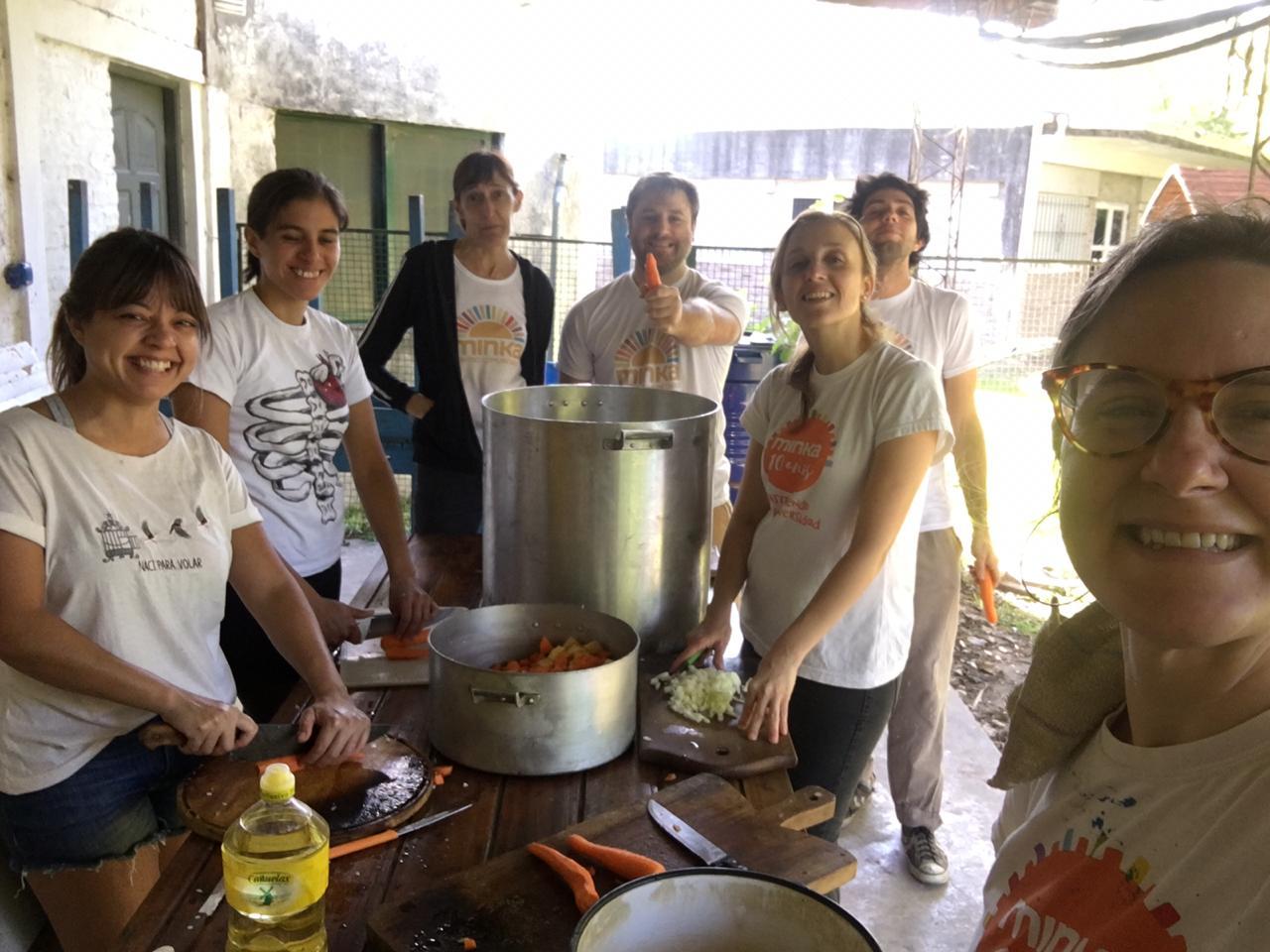 Ituzaingó: Minka solicita donaciones de alimentos no perecederos