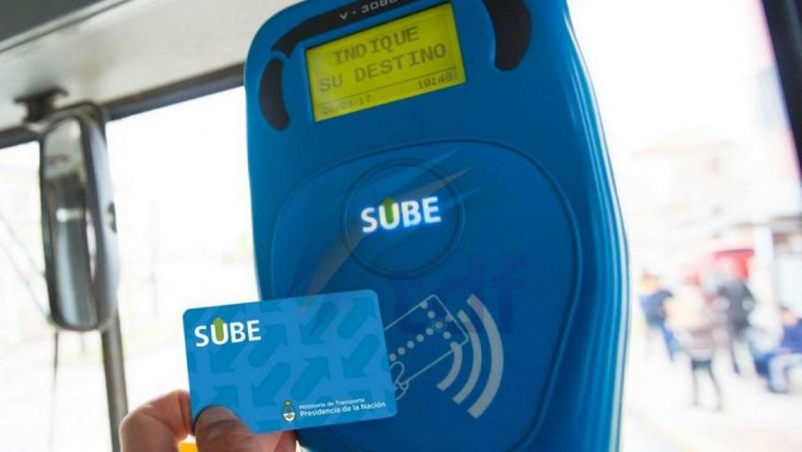 Cuarentena: Solo podrán usar la tarjeta SUBE las personas que presten servicios esenciales