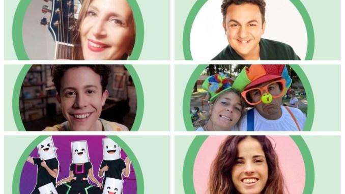 "Llega el Primer Festival Solidario ONLINE: ""Esperanza Fest Kids"""