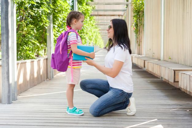 Cuarentena: formulario para trasladar a los hijos entre las casas de sus padres separados