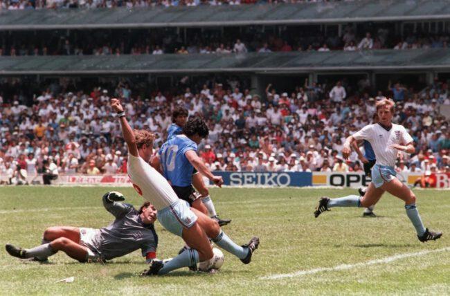 Un gol que emocionó a todo el pueblo argentino 1
