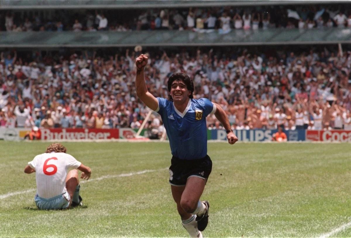 Un gol que emocionó a todo el pueblo argentino