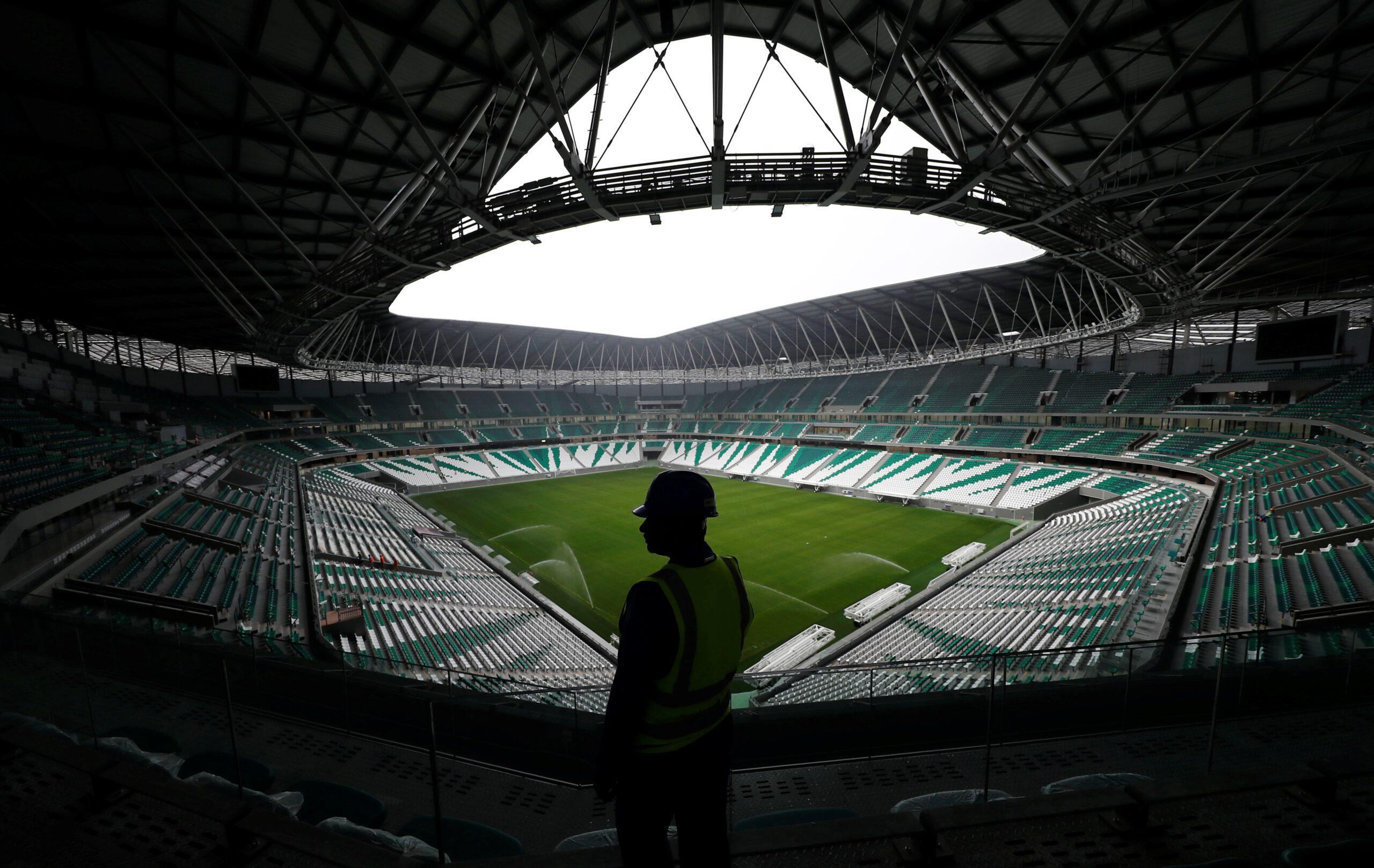 Qatar ya tiene su tercer estadio para la próxima Copa del Mundo