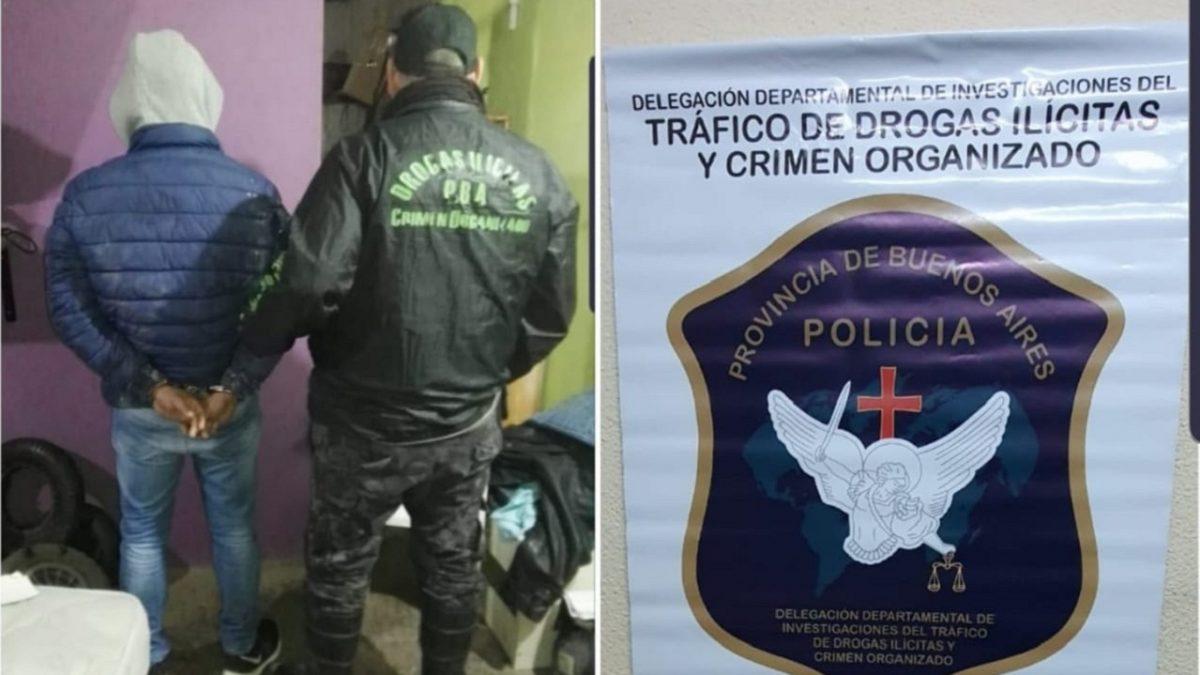 Ituzaingó: cayó un vendedor de drogas en pleno centro de la ciudad