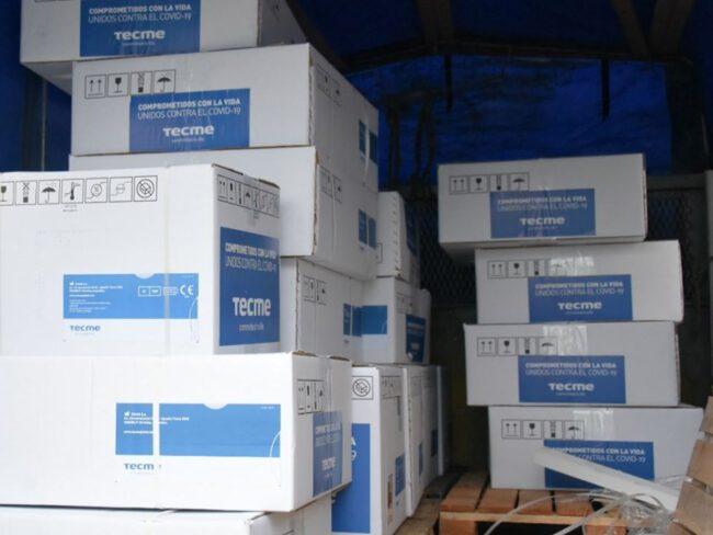 Coronavirus: el Hospital de Ituzaingó recibió 15 nuevos respiradores 1