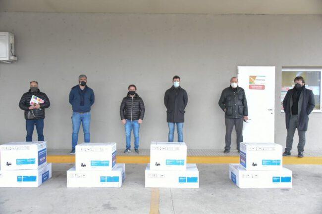 Coronavirus: el Hospital de Ituzaingó recibió 15 nuevos respiradores 2