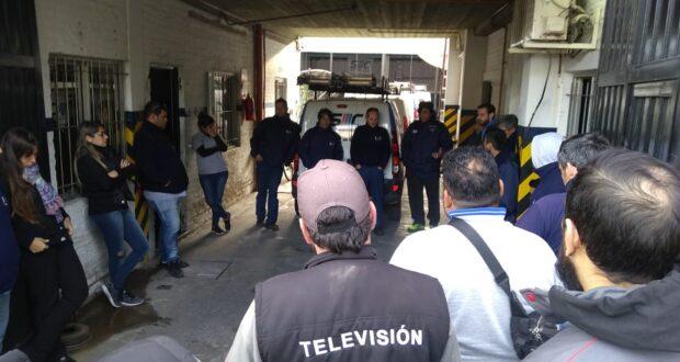 Trabajadores de Supercanal reclaman el pago de sueldos y aguinaldos adeudados