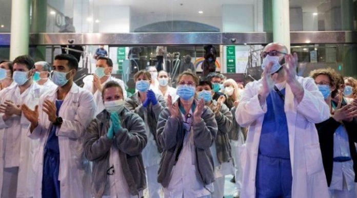 Enfermeros autoconvocados llaman a marchar en el día de la Sanidad por mejores condiciones laborales